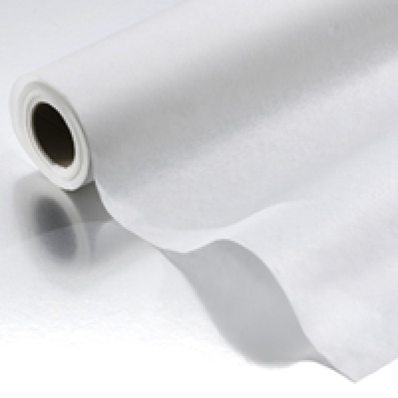 White Smooth Table Paper