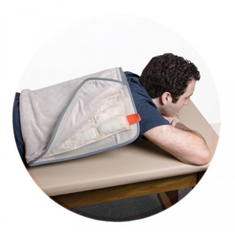 Relief Pak Moist Heat Packs Cover - Terry with Foam-Fill