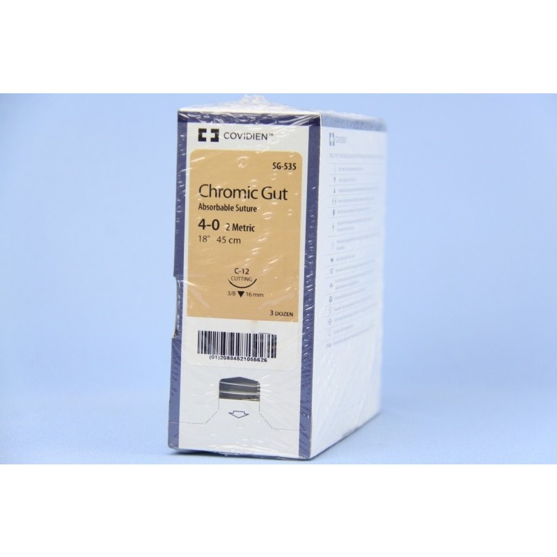 Chromic Gut Absorbable Sutures