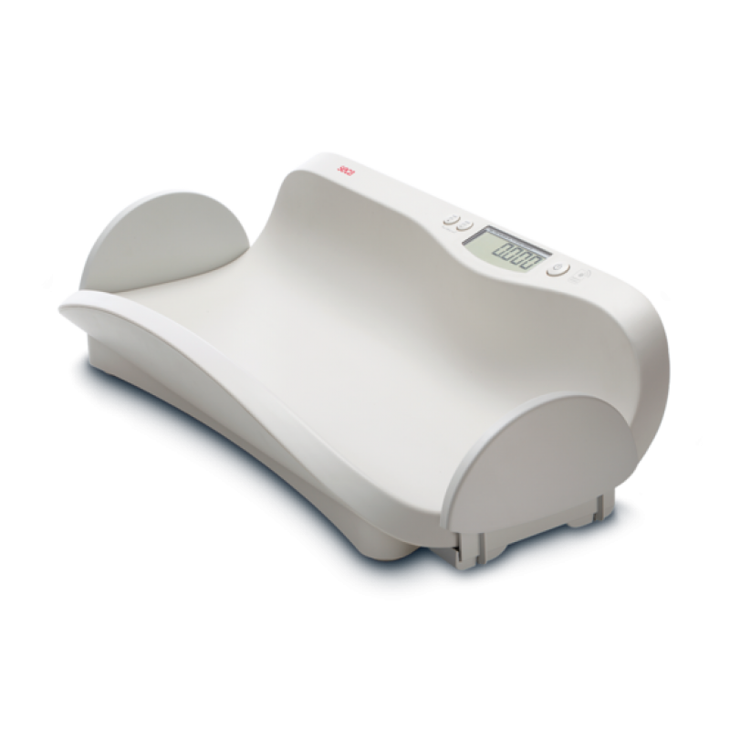 Electronic Baby Scale With Shell Shaped Tray