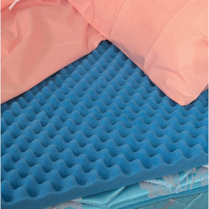 """Hospital Bed Size Convoluted Bed Pad 33"""" x 72"""" x 4"""""""