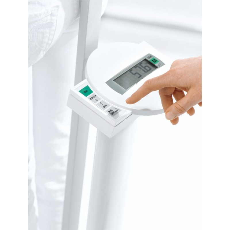 Electronic Column Scale With BMI And Height