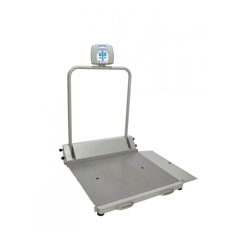 Digital Wheelchair Ramp Scale Dual