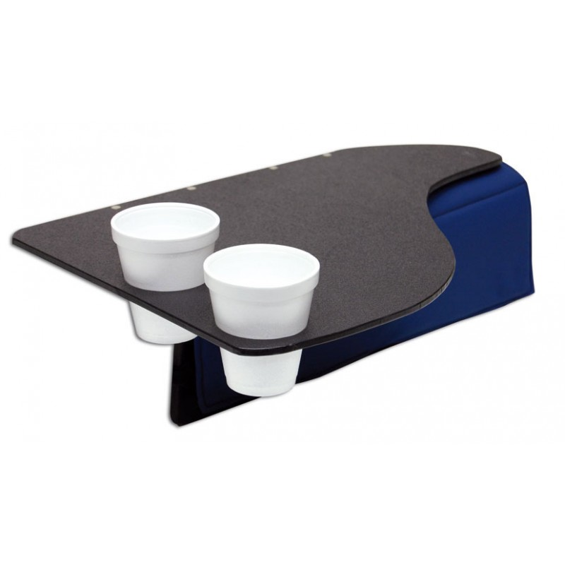 Wheelchair Right Flip Tray With Cup Holder