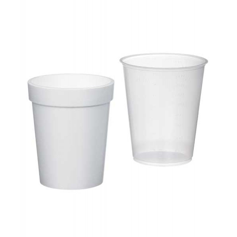 Pitchers and Carafes - Liners White 26oz