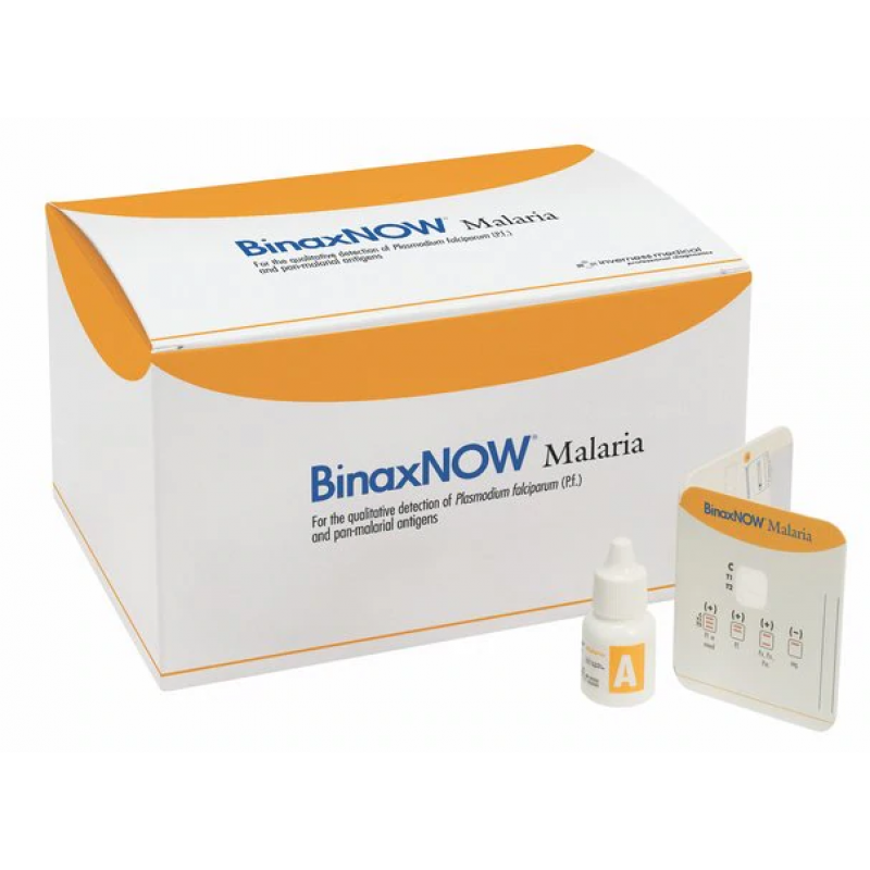 Positive Control for the Malaria Test Kit