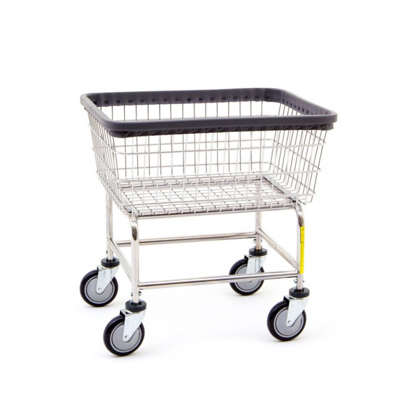 r  u0026 b wire standard laundry cart bushel capacity 2 5 100e from 4md medical