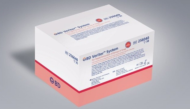 Bd Strep A Test Kits For The Veritor Plus Analyzer 256040