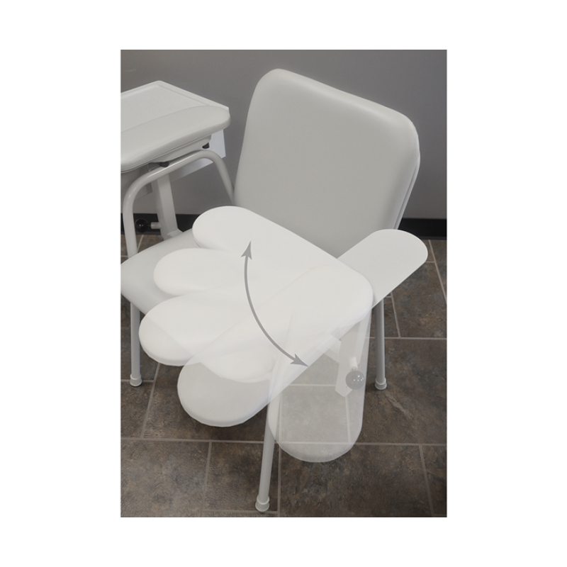 Pleasing Ritter 281 Blood Drawing Chair Inzonedesignstudio Interior Chair Design Inzonedesignstudiocom