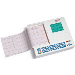 Cardiovit AT-2 Plus 12-Channel Resting EKG Machine With Interpretation