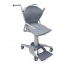 Digital Chair Scale with Foot Rest 550-10-1