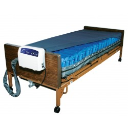 Med Aire Alternating Pressure Low Air Loss Mattress System