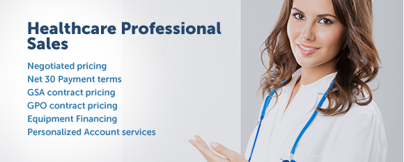 Healthcare Professional Pricing Details